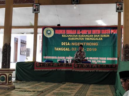 Majlis Sema'an Rutin Sabtu Pon